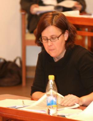 Och även Katarina Bylin tar klivet upp till en maktposition om S, MP och V får gemensam majoritet i Nordanstigs kommunfullmäktige.