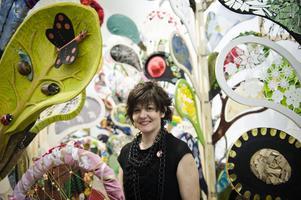 Anne Edlund är projektledareför utställningen.