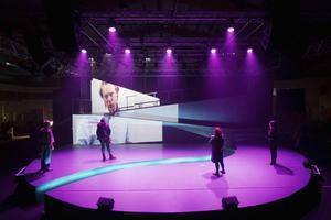 Teatrar i samtliga av Norrlands fyra län har bidragit till föreställningen