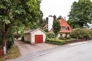 Hans Järtas väg 5 i Falun är ett av objekten på Klicktoppen vecka 32, de 10 mest klickade fastigsheterna i Dalarna på Hemnet.