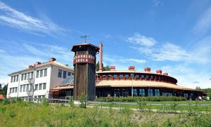 Laggarbergs skola.