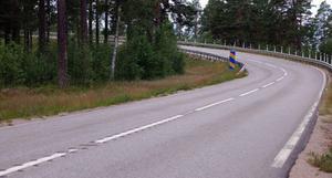 På sträckan mellan Rengsjön-Sveg är det framför allt den kurviga viadukten över Inlandsbanan som behöver åtgärdas.
