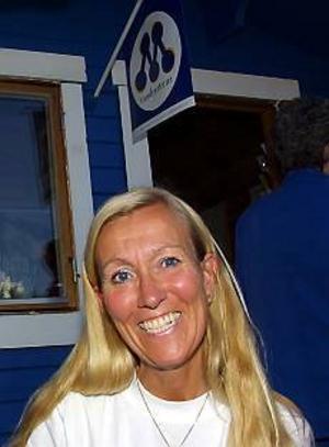Birgittha Bjerkén skriver till Margateta Winberg.