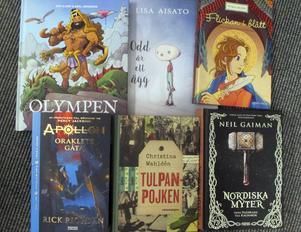 Läslovet stundar - dags att förse sig och barnen med böcker.