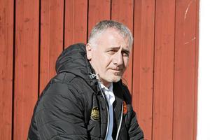 Gebro Akpinar, sportsligt ansvarig i Syrianska IF Kerburan.