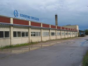 Om allt går efter planerna så flyttar Erikshjälpen in i Edsbyns tryckeris fastighet under våren. Man flyttar ut ur de nuvarande lokalerna i månadsskiftet maj-juni.