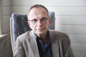 Sven Jansson arbetar för biståndsorganisationen Diakonia.