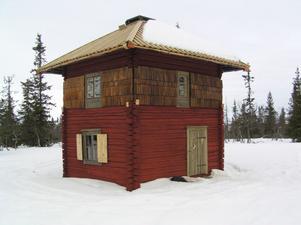 Brandtornet i Rödberg.