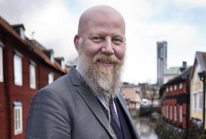 Daniel Nordström, chefredaktör och ansvarig utgivare för Mittmedias tidningar och sajter i Västmanland och Stockholmsregionen.