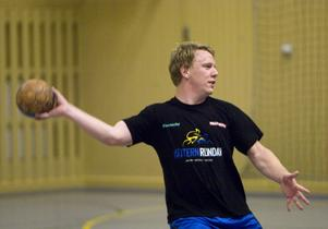 Andreas Johansson en spelare med rutin i Strand.