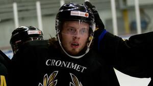 Jesper Persson har skrivit på för nästa säsong med FAIK.