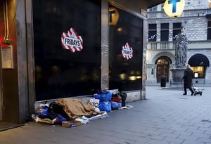 Skillnaden mellan de fattigaste och de rikaste har ökat kraftigt, skriver Niklas Johansson.