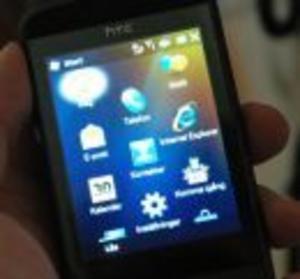 Första intrycket av Windows Phone