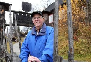 Tage Persson, Funäsdalen, tilldelas Nordiska museets