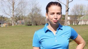 Amanda Jakobsson ser fram emot att få ta del av studierna med ungdomar från andra kulturer.