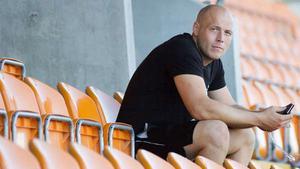 Tidigare allsvenska målvakten Ludwig Bergström är fortfarande aktuell för VSK