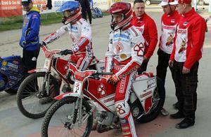Rospiggarna behöver få fart på Jacob Thorssell och Andreas Jonsson om det ska kunna bli seger i Motala. Eller?