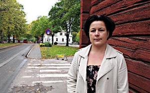 -- Jag tror det är strategiskt riktigt, säger Lotta Bergstrand (FP) om att Säter kan byta ut logotypen med smeden mot Region Dalarnas med dalahästen.