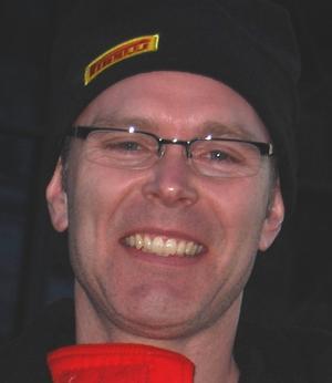 ...Leif Peterson från Göteborg.