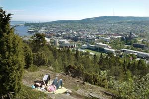 Vi har mycket att vara stolta över i Sundsvall, menar debattören.