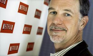 Reed Hastings besökte Stockholm i veckan med anledning av att Netflix funnits på den svenska marknaden i snart ett år.
