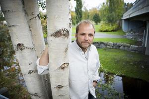 Anders Persson är serietecknaren som sadlade om till miljökämpe.