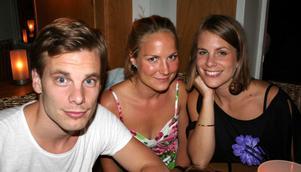 Å. Alexander, Helene och Anna