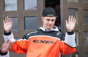 Målvakten Emil Lilja.