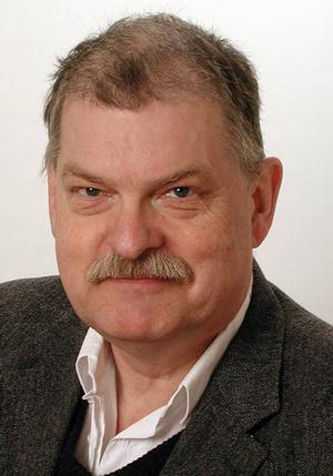 SKUTSKÄRSSON. Jan Ivar Matsson, biträdande universitetsdirektör och bördig från Skutskär.