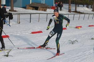 Alfta-Ösas Tove Alexandersson fick nöja sig med en fjärdeplats.