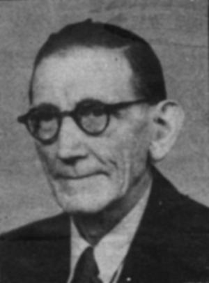 PIONJÄR. Helmer Widlund var 30 år när han byggde sin TV-mottagare i början av 1930-talet.