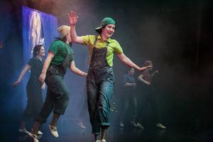 Dans och musikskolan i Gagnef satte återigen upp en show.