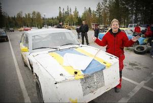 Motorintresset i Östersund beskrivs vara i stigande efter en svacka under några år.-Folkrace blir bara större och större och i dag har vi 35 aktiva inom JMK, säger Camilla Andersson, sektionsansvarig.