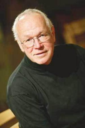 Gunnar Eriksson, föreläser.
