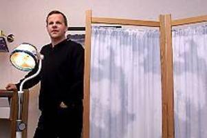 Arkivbild. Bara för män. Behovet av en mansmottagning är stort, menar Gunnar Höghielm. Sedan första mars har mottagningen funnits i Sandviken.