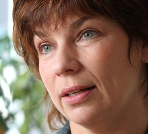 Carina Zetterström (C) har fortfarande inte sagt vad hon tänker om kulturhus.