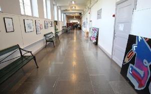 Visionen är grupprum i korridorer. Foto: Curt Kvicker