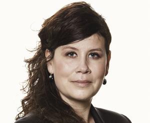 ...prorektor Anna-Karin Andershed om Restaurang- och hotellhögskolan.