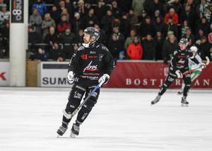 Jens Blixts Tillberga tar emot Sandviken ikväll.