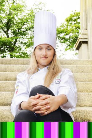 Sara Aasum Hultberg korades till Årets konditor 2014.