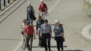 Möjligheten till ett bra pensionärsliv driver Unionen i avtalsrörelsen.