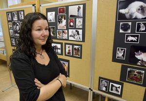 Madelene Jonsson betraktar sitt fotograferande som en hobby. Men en liten dröm om att kunna leva på det finns.
