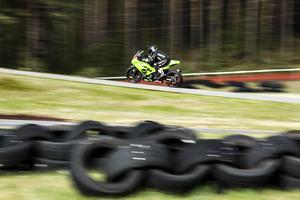 Roadracing. Fotograf: Lars Dafgård