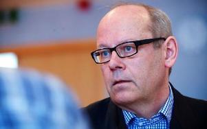 """""""Den information Gotska ger oss är intressant"""", säger Lars-Åke Josefsson, näringslivschef. Foto: Kjell Jansson/arkiv"""