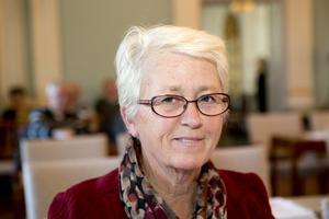 Margareta Tjärnlund (M), andre vice ordförande i socialnämnden i Härnösand.
