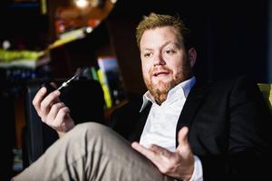 Kristoffer Appelquist kommer till Söders Källa i Gävle torsdagen den 17 mars med sin föreställning