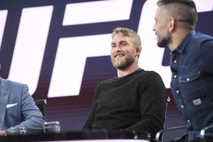 Alexander Gustafsson ser ut att bli huvudmatchen på UFC-galan i Stockholm 28 maj,