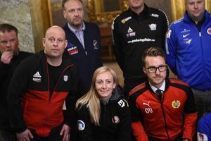 Kristianstads Elisabet Gunnarsdottir är alltjämt den enda kvinnliga tränaren i damallsvenskan.