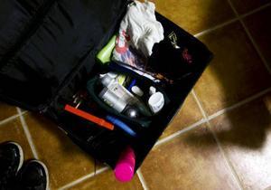 Många spelställenhar det blivit på 30 år. Väskorna är alltid packade för Jannez.