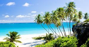 Barbados får draghjälp av Rihanna.